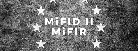 Einführung MiFID II und MiFIR